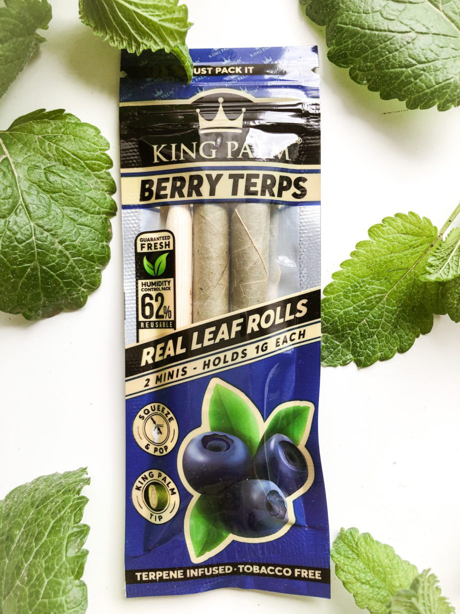 King Palm Berry Terps